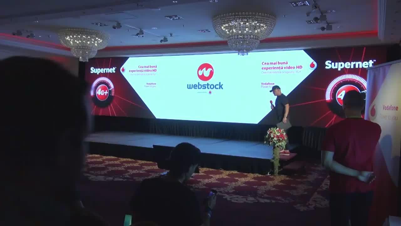Conferința Webstock 2016
