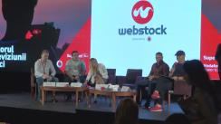 Conferința Webstock 2016. TRACK - ONLINE: Lessons of Innovation & Online Communication Trends