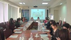 Prezentarea viziunii strategice privind dezvoltarea serviciilor specializate de protecție a copilului, elaborată de un grup de lucru constituit din reprezentanții autorităților centrale și locale, partenerii de dezvoltare și ai societății civile