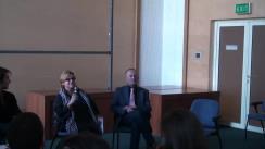 Dialog despre efectele concrete ale modificărilor Ordonanței 21/2007 organizat de Ministerul Culturii