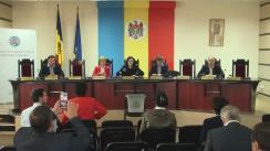 Tragerea la sorți pentru determinarea poziției în buletinul de vot pentru candidații care au depus ieri dosarele la CEC în vederea înregistrării în calitate de concurent electoral pentru funcția de Președinte al Republicii Moldova