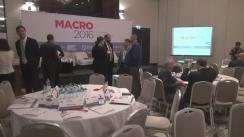"""Conferința internațională MACRO 2016 """"Depășirea crizei economice: e timpul să acționăm"""""""