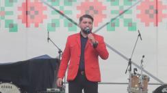 """Concertul ansamblului folcloric """"Plăieșii"""" în orașul Orhei"""