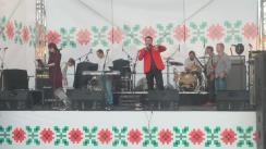 """Concertul pentru """"Ziua Vinului"""" desfășurat în orașul Orhei"""