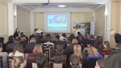 """Prezentarea rezultatelor proiectului """"Centrul de instruire și pregătire profesională în domeniul construcțiilor"""" și a activităților paralele"""