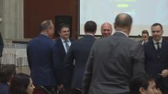 """Deschiderea evenimentului """"Moldova Business Week 2016"""""""