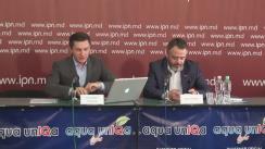 """Conferință de presă organizată de Partidul Mișcarea Populară Republica Moldova cu tema """"Candidații din Republica Moldova ai președintelui Traian Băsescu pentru alegerile parlamentare din România"""""""