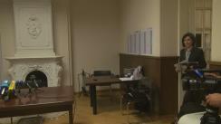 """Conferință de presă susținută de Președintele PAS, Maia Sandu, cu tema """"Cerem guvernării organizarea unor alegeri libere și corecte"""""""