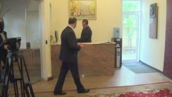 Igor Dodon, președintele PSRM și candidat la funcția de Președinte al Republicii Moldova, depune o sesizare la Curtea Constituțională privind încălcările grave comise de Guvernul Filip la asumarea răspunderii în privința unui pachet de șapte legi