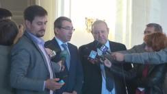 Conferință de presă după Reunirea Biroului Politic Național al PNL