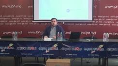 """Conferința de presă organizată de AO """"Piligrim-Demo"""" cu tema """"Alegeri locale de interes național. Situația în Găgăuzia"""""""