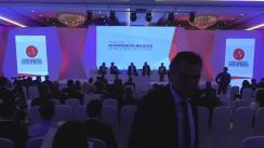 """Evenimentul """"Moldova Business Week 2016"""". Conferința """"Antreprenorii Moldovei – capitalul privat moldovenesc"""". Sesiunea: Măsuri necesare pentru dezvoltarea capitalului privat moldovenesc"""