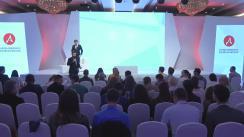 """Evenimentul """"Moldova Business Week 2016"""". Conferința """"Antreprenorii Moldovei – capitalul privat moldovenesc"""". Sesiunea: Master Class pentru exportatori"""