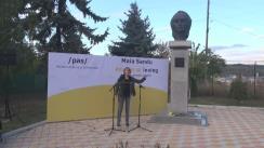 Maia Sandu anunță despre semnarea unui contract cu cetățenii