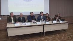 """Deschiderea evenimentului """"Școala Jurnaliștilor de Politică Externă Constantin Tănase - 2016"""""""
