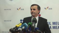 Declarațiile lui Vasile Tarlev în timpul Ședinței Comisiei Electorale Centrale din 6 octombrie 2016