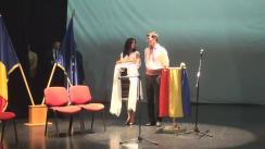 Lansarea în cursa electorală a candidaților din Republica Moldova ai Partidului Mișcarea Populară, Doru Dendiu și Constantin Codreanu