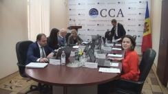 Ședința Consiliului Coordonator al Audiovizualului din 7 octombrie 2016