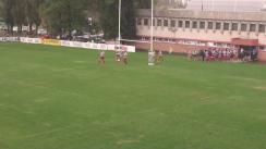 Meciul de rugby între CSA Steaua București - CSM Știința Baia Mare. Cupa Regelui 2016