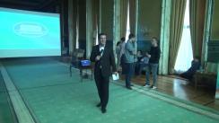 Prezentarea proiectelor și premierea câștigătorilor primului maraton digital GovITHub