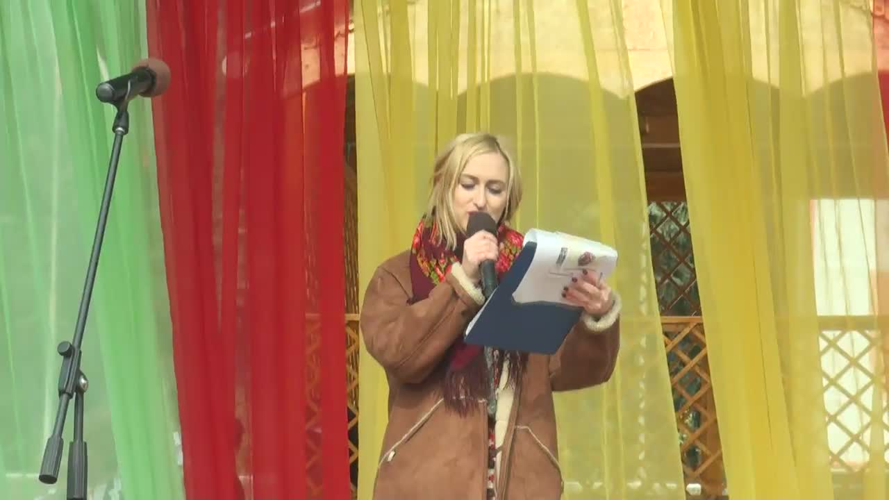"""Sărbătoarea """"Toamna de Aur"""" din or. Călărași cu participarea ansamblului Măgura Prahovei"""