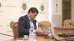 Declarațiile lui Mihai Moldovanu după Ședința Primăriei din 10 octombrie 2016
