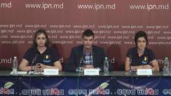 """Conferință de presă organizată de Asociația Obștească """"ONOARE, DEMNITATE ȘI PATRIE"""" cu tema """"Poziția unioniștilor în contextul alegerilor prezidențiale"""""""