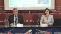 """Conferință de presă organizată de Asociația pentru Democrație Participativă ADEPT cu tema """"Platformele www.alegeri.md si www.partide.md –  în suportul alegătorilor. Corect, imparțial, cuprinzător"""""""