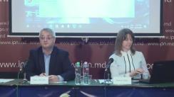 """Conferință de presă cu tema """"Monitorizarea mass-mediei în perioada electorală: prezentarea raportului nr. 2 (30 septembrie - 6 octombrie 2016)"""""""