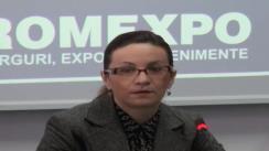 Conferința de presă organizată în avanpremiera expoziției internaționale INDAGRA, ediția a XVI-a