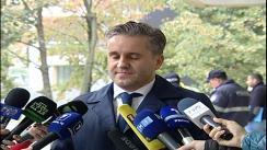 Declarațiile avocatului Igor Popa după ședința de judecată din 11 octombrie 2016 a dosarului ex-premierului Vlad Filat