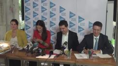 Lansarea candidaților pentru Diaspora de către Nicușor Dan