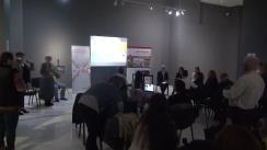Conferință de presă organizată de Muzeul Național de Artă al României cu prilejul lansării proiectului ARTmobile