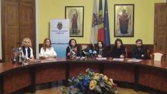 Conferință de presă privind organizarea Zilei Chișinăului – 14 octombrie 2016