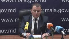 Conferință de presă organizată de Agenția de Intervenție și Plăți pentru Agricultură