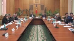 Ședința Comisiei naționale pentru consultări și negocieri colective din 13 octombrie 2016