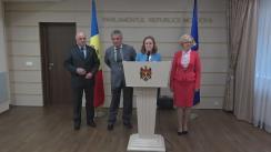 Declarația fracțiunii PCRM în timpul ședinței Parlamentului Republicii Moldova din 13 octombrie 2016
