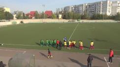 Meciul de fotbal: Zimbru 2005 - FC Sportul 2005. Campionatul Moldovei Copii și Juniori U-12