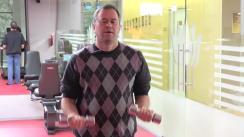 Alegerea Președintelui Republicii Moldova. Interviu exclusiv - în sala de forță cu Silvia Radu, candidat independent: despre recorduri personale în sport; despre arta de a ține piept loviturilor sorții; cum să-i înspiri pe compatrioți să fie sănătoși, activi și fericiți; și... de ce Moldova are nevoie de un președinte - mamă?