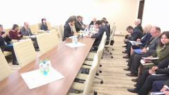 Ședința Comisiei economie, buget și finanțe din 19 octombrie 2016