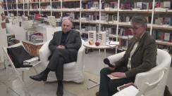 Gabriel Liiceanu și Horia-Roman Patapievici în dialog despre Matei Calinescu