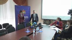 Conferință de presă organizată de Ministerul Educației privind evoluția rezultatelor înregistrate la examenul de bacalaureat în ultimii trei ani de studii