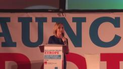 """Evenimentul """"Relansând Europa – o nouă Europă socială"""""""