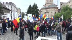 """Marșul UNIRII """"LUPTĂ pentru Basarabia"""""""