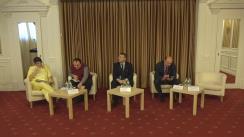 Dezbateri electorale pe teme economice, organizate de ANB: Candidații la funcția de președinte, față în față cu oamenii de afaceri din Chișinău