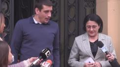 Declarațiile membrului PSD, Ecaterina Andronescu, și președintelui Platformei Unioniste Acțiunea 2012, George Simion
