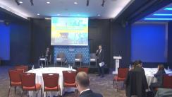 """Conferința """"Industria Energetică, de la strategia națională la investițiile companiilor"""""""