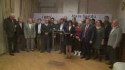 Campania de susținere a Maiei Sandu la funcția de Președinte anunță mobilizarea generală la vot, în ultima zi de campanie