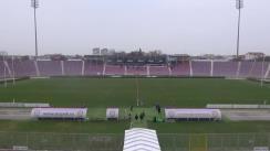 Meciul de Rugby între Timișoara Saracens - CSA Steaua București. Cupa Regelui 2016