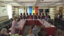Comisia Electorală Centrală organizează o întâlnire cu concurenții electorali și reprezentanții misiunilor de observatori acreditate pentru monitorizarea alegerilor pentru funcția de Președinte al Republicii Moldova din 30 octombrie 2016